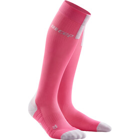 cep Run Socks 3.0 Dame rose/light grey